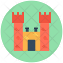 Fortress Castle Tower Icon
