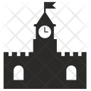 Fort Fortress Castle Icon