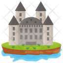 Fort Kingdom Castle Castle Building Icon