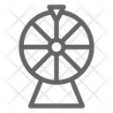 Fortune Wheel Lucky Icon