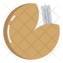 Fortune Cookie China Cookie Icon