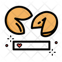 Fortune Cookie Fortune Belief Icon