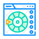 Online Wheel Fortune Icon