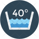 Forty Degree Heatwave Icon