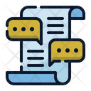 Forum discussion Icon