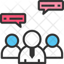 Forum Discussion Icon