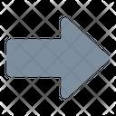 Forward Arrow Right Icon