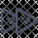 Forward Media Control Control Icon