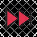 Forward Switch Next Icon