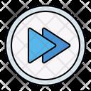 Forward Next Button Icon