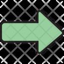 Forward Arrow Next Icon