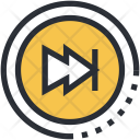 Forward Arrow Button Icon