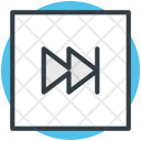Forward Button Arrow Icon