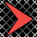 Forward Arrow Arrow Symbol Carousel Arrow Icon