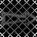 Forward Arrow Arrowhead Direction Arrow Icon