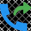 Forward Call Icon