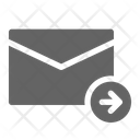 Email Send Forward Icon