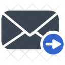 Email Forward Mail Icon