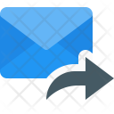 Forward Email Icon