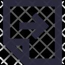 Forward File Icon