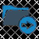 Forward Folder Icon