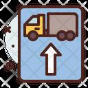 Forward Heavy Vehicle Icon