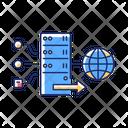 Forward Proxy Icon