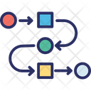 Forward Selection Icon