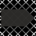 Forward tag Icon