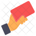 Foul Card Foul Penalty Penalty Card Icon