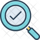 Found Exploration Solution Icon