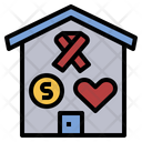 Foundation Charity Fund Icon