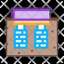 House Foundation Base Icon