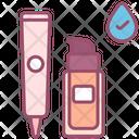 Foundation Makeup Waterproof Icon