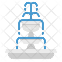 Fountain Water Drinking Icon