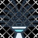Fountain Wellhead Geyser Icon