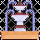 Wellspring Fountain Water Fountain Icon