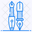Fountain Pens Writing Pens Ink Pen Icon