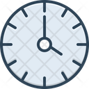 Four Clock Watch Icon