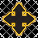 Sign Symbol Direction Icon