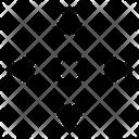 Move Arrows Navigated Icon