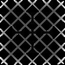 Open Drag Icon