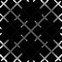Four Arrow Arrows Arrow Icon