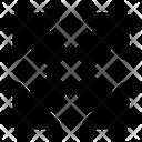 Four Arrow Move Arrow Expand Arrow Icon
