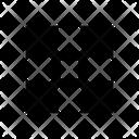 Four Arrow Icon