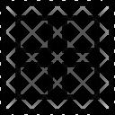 Four Grid Icon
