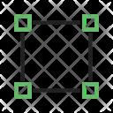 Four Nodes Icon