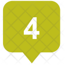 Four Place Icon