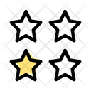 Four Star Icon