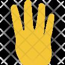 Fourth Gesture Icon